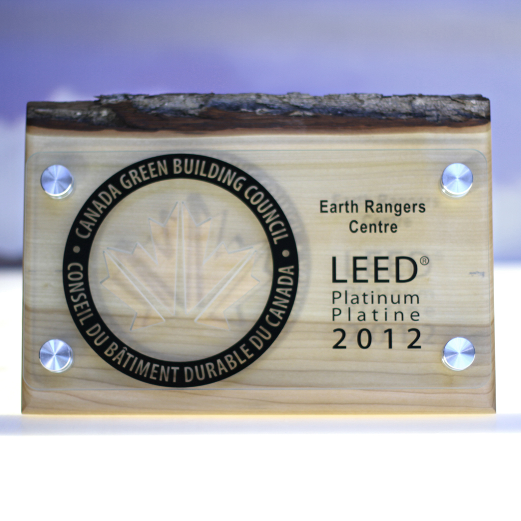 Earth Rangers Centre For Sustainable Technology Showcase