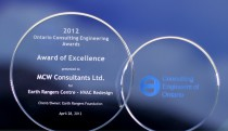 MCW's Consulting Engineers award