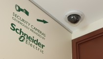 Indoor entry camera