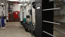 Geothermal heat exchanger