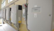 Solar energy metering