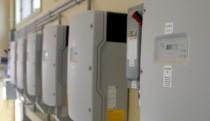 Solar metering in aviary