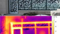 Thermal imaging of windows