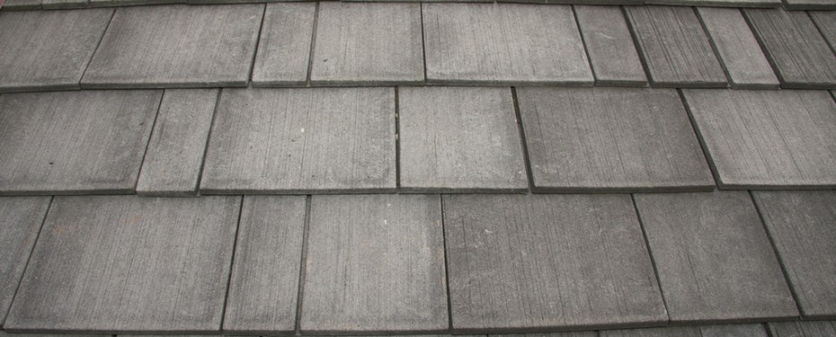 Enviroshake rubber roof tiles