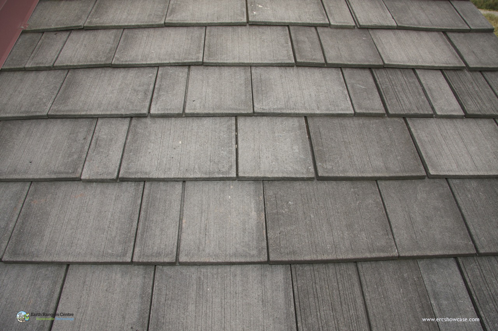Recycled rubber roof shingles cost for Most expensive roof material