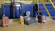 Equipment for water testing