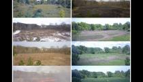 Time lapse of wetland restoration