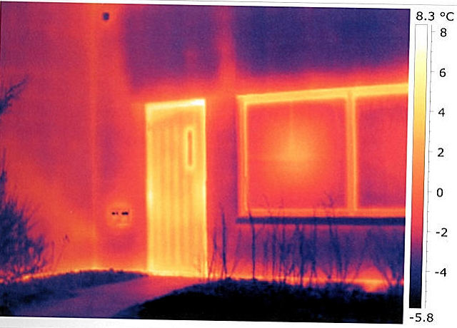 Door Heat Loss : Earth rangers centre for sustainable technology showcase